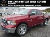 2014 Deep Cherry Red Crystal Pearl Ram 1500 SLT Crew Cab 4x4 #98426372