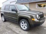 2015 Jeep Patriot Eco Green Pearl