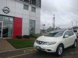 2011 Glacier White Pearl Nissan Murano SV AWD #98426441