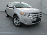 2014 Ingot Silver Ford Edge SEL #98464556