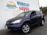 2011 Royal Blue Pearl Honda CR-V EX-L 4WD #98464845
