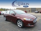 2015 Bronze Fire Metallic Ford Fusion SE #98464423