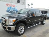 2015 Tuxedo Black Ford F250 Super Duty Lariat Crew Cab 4x4 #98464373