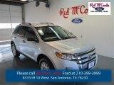 2014 Ingot Silver Ford Edge SE #98464364