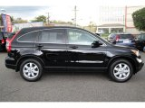 Crystal Black Pearl Honda CR-V in 2009
