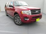 2015 Ruby Red Metallic Ford Expedition EL XLT #98464559