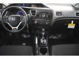 2015 Honda Civic LX Sedan Dashboard