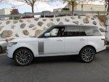 2014 Land Rover Range Rover Fuji White