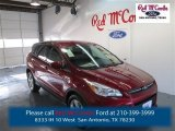 2015 Ruby Red Metallic Ford Escape SE #98502562