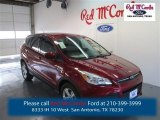 2015 Ruby Red Metallic Ford Escape SE #98502561