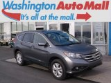 2012 Polished Metal Metallic Honda CR-V EX 4WD #98502638