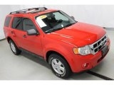 2009 Torch Red Ford Escape XLT V6 4WD #98502357