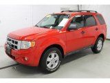 2009 Ford Escape Torch Red