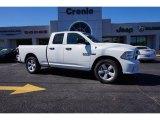 2014 Bright White Ram 1500 Express Quad Cab #98502715