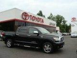 2008 Black Toyota Tundra Limited CrewMax 4x4 #9832233