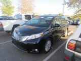 2012 Black Toyota Sienna Limited AWD #98547628