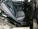 2015 Toyota Camry SE Rear Seat