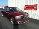 2015 Deep Cherry Red Crystal Pearl Ram 1500 SLT Crew Cab 4x4 #98547883