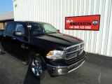 2015 Black Ram 1500 Big Horn Crew Cab 4x4 #98547881