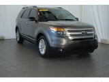 2011 Sterling Grey Metallic Ford Explorer XLT #98547660