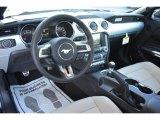 2015 Ford Mustang GT Premium Coupe Ceramic Interior