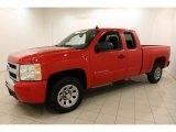 2010 Chevrolet Silverado 1500 Victory Red