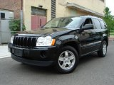 2006 Black Jeep Grand Cherokee Laredo 4x4 #9833178