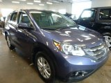 2012 Twilight Blue Metallic Honda CR-V EX 4WD #98597512