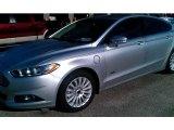 2013 Ingot Silver Metallic Ford Fusion Energi SE #98597046