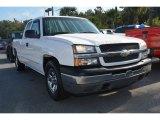 2005 Summit White Chevrolet Silverado 1500 LS Extended Cab #98597257