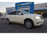 2015 White Diamond Tricoat Buick Enclave Leather #98597245