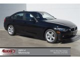 2015 Jet Black BMW 3 Series 320i Sedan #98597190
