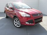 2015 Ruby Red Metallic Ford Escape Titanium #98597161