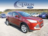 2015 Sunset Metallic Ford Escape SE 4WD #98637185