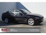2015 Jet Black BMW 3 Series 320i Sedan #98637269