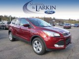2015 Sunset Metallic Ford Escape SE #98637183