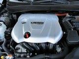 2015 Hyundai Sonata Hybrid Engines