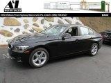 2015 Jet Black BMW 3 Series 328i xDrive Sedan #98637623