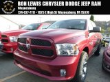 2015 Deep Cherry Red Crystal Pearl Ram 1500 Express Crew Cab 4x4 #98637252