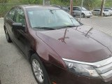 2012 Bordeaux Reserve Metallic Ford Fusion S #98637155