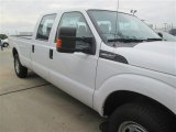 2015 Oxford White Ford F250 Super Duty XL Crew Cab #98637123