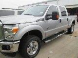 2015 Ingot Silver Ford F250 Super Duty XLT Crew Cab 4x4 #98637120