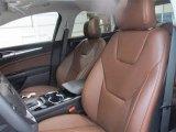 2015 Ford Fusion Titanium Terracotta Interior