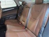 2015 Ford Fusion Titanium Rear Seat