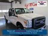 2015 Oxford White Ford F250 Super Duty XL Super Cab 4x4 #98637107