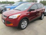 2015 Sunset Metallic Ford Escape S #98682012