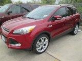 2015 Ruby Red Metallic Ford Escape Titanium #98682011