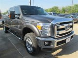 2015 Magnetic Ford F250 Super Duty XLT Crew Cab 4x4 #98682007