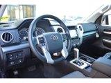 2015 Toyota Tundra SR5 CrewMax 4x4 Graphite Interior