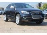Audi SQ5 2015 Data, Info and Specs
